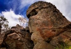 hanging rock # 4