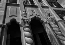 19 Ornate Columns