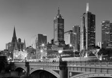 24 Melbourne Mono