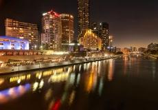 Melbourne Skyline # 15