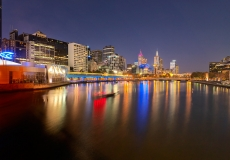 Melbourne Skyline # 18