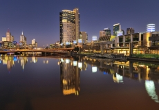 Melbourne Skyline # 2