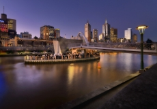 Melbourne Skyline # 6