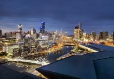 Melbourne Skyline # 9