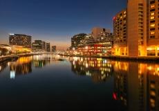 Melbourne Skyline # 20