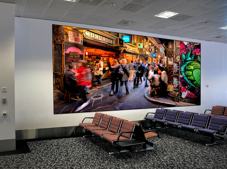 Visual Resource art for interiors