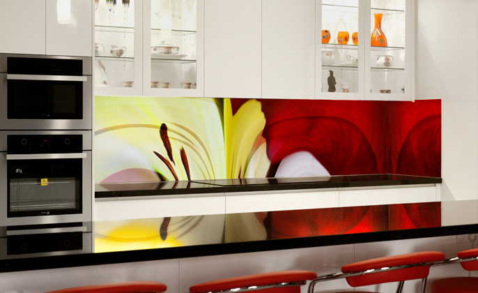 Visual Resource Printed Glass Splashbacks Melbourne