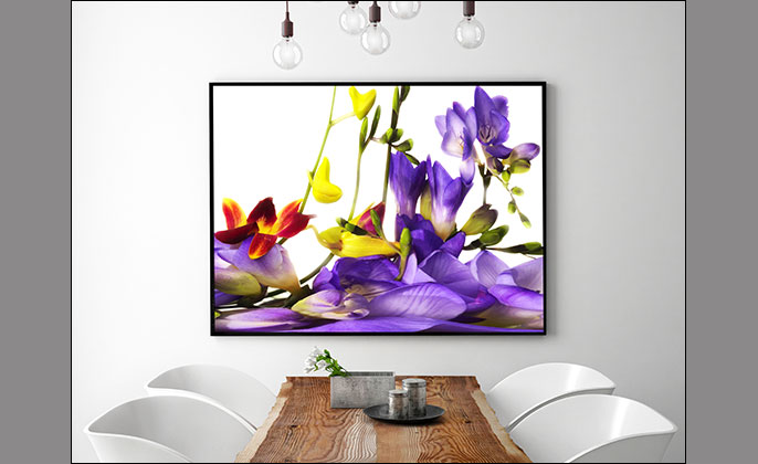 VR Artwork BLOOMING BANQUET 18 Wall Art Limited Editions