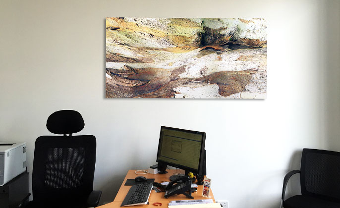 VR Artwork Wall Art for Office NEW ELEMENTS by Visual Resource