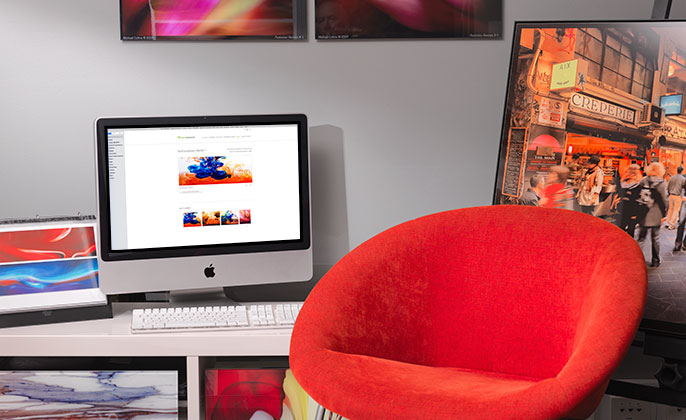 Visual Resource SHOWROOM for VR Art Glass printed glass photo art and more South Melbourne